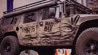 FURY ROAD DUSTY CAR WASH