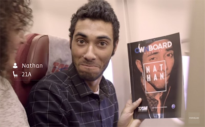 THE OWNBOARD MAGAZINE - TAM Airlines