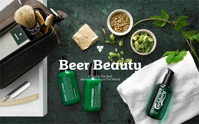 Carlsberg Beer Beauty