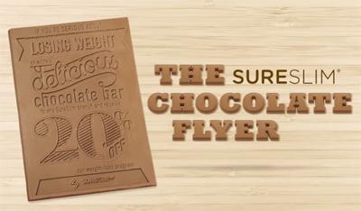 The Chocolate Flyer - SureSlim