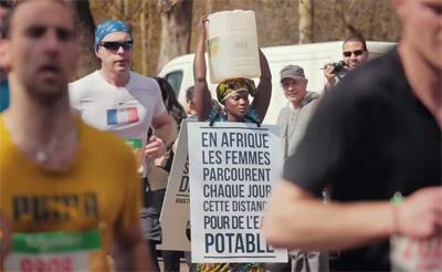 Water for Africa - The Marathon Walker