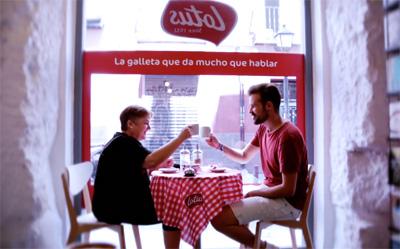 Lotus Bakeries - Café a Ciegas