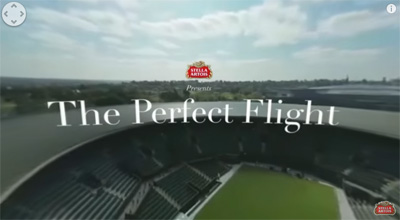 Fly Like Rufus 360 Experience