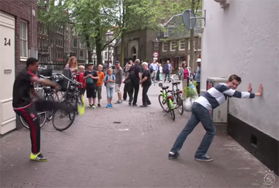 Wij zijn Ajax. Wij zijn Amsterdam.