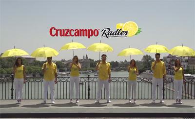 Cruzcampo Radler - Operación Sombra – Expertos Contra El Calor