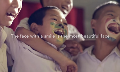 Operation Smile - The Painted Smile