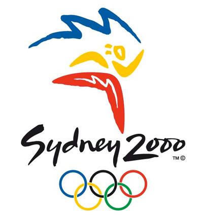 2000年シドニーオリンピックエンブレム