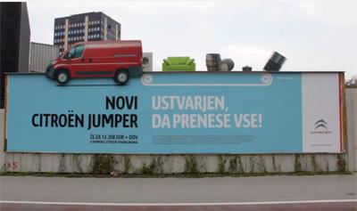 Novi Citroën Jumper – ustvarjen, da prenese vse!
