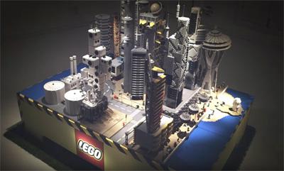 LEGO SG100 Rebuild