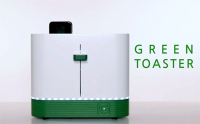 Green Toaster Project