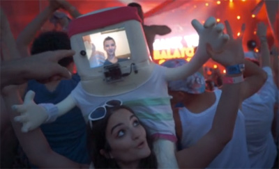 Visit Sziget Festival with the #Festivalbuddy
