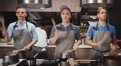 IKEA Küchenkonzert