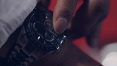 Seiko Astron Watch DJ