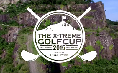 XTREME GOLF CUP 2015