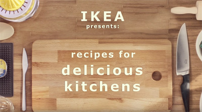 Recipes for Delicious Kitchens