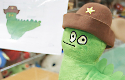Soft Toys for Education - IKEA