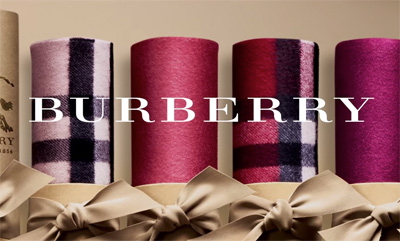 Introducing The Burberry Scarf Bar