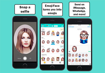 Emojiface - Turn your face into an emoji