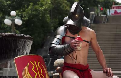Gladiator fun fact