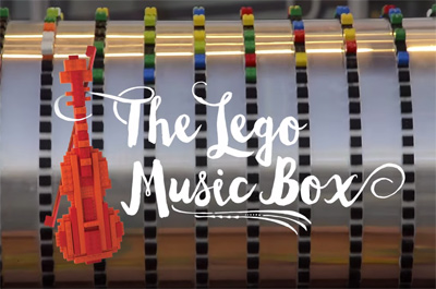 The LEGO Music Box