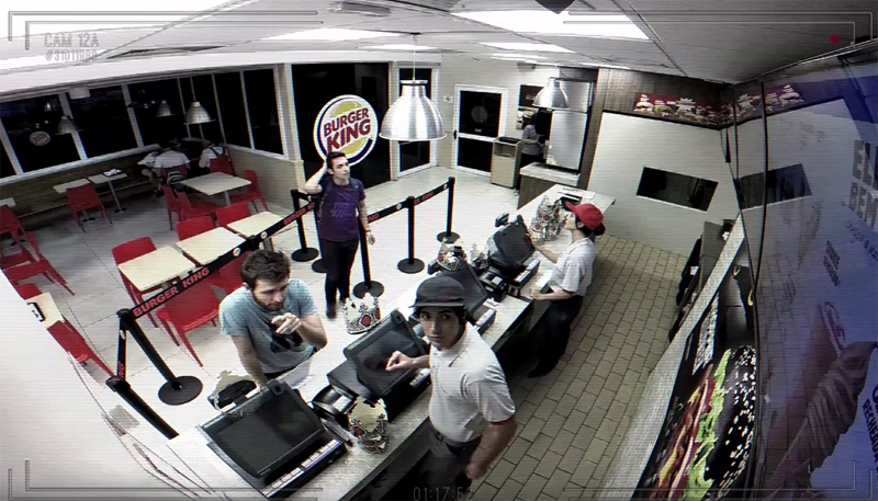 Burger King - Halloween