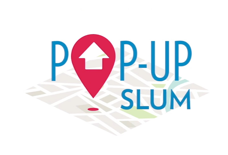Pop-Up Slum - Techo