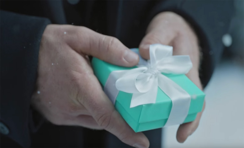 Tiffany & Co. — A Tiffany Holiday
