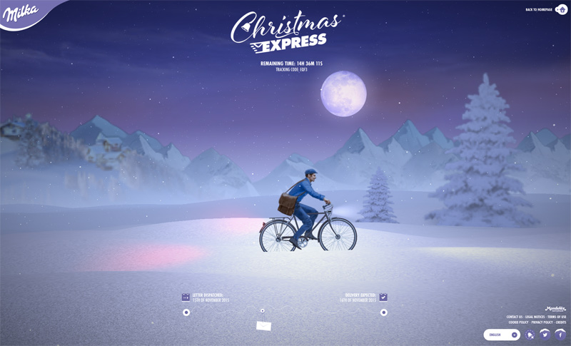 Milka - Christmas Express