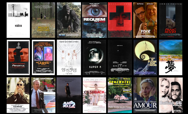 Movie Posters Part 2
