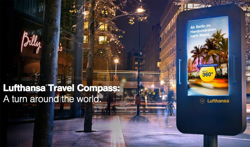 Lufthansa Travel Compass