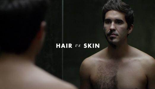 Hair vs Skin