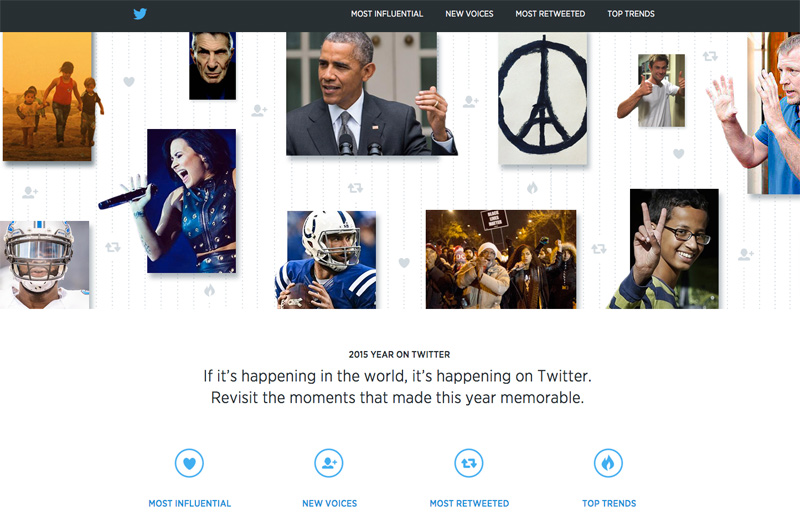 #YearOnTwitter | Discover the Year on Twitter.