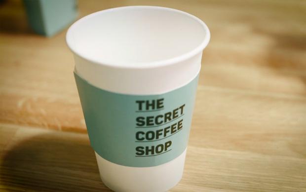 The Secret Coffee Shop