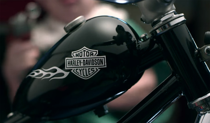 Merry Christmas from Harley-Davidson