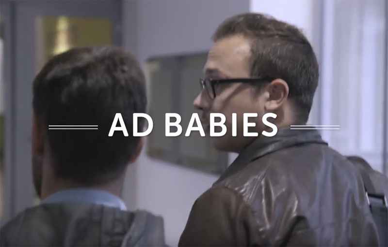 Ad Babies - Donate Your Creativity