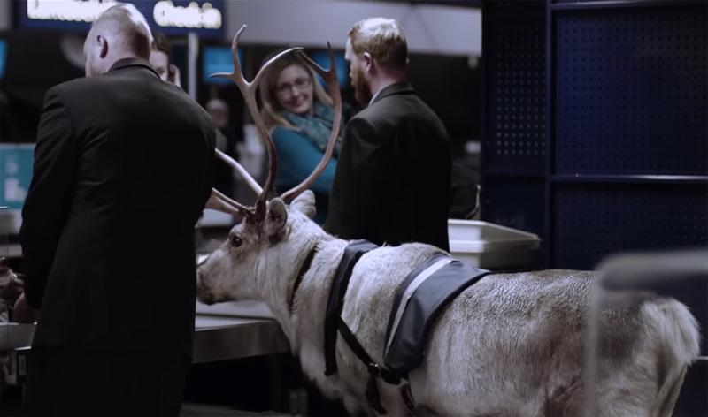 トナカイの仕事(The Reindeer Employment)