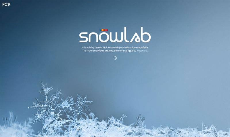 Snowlab - FCB
