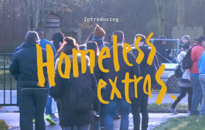 Homeless Extras