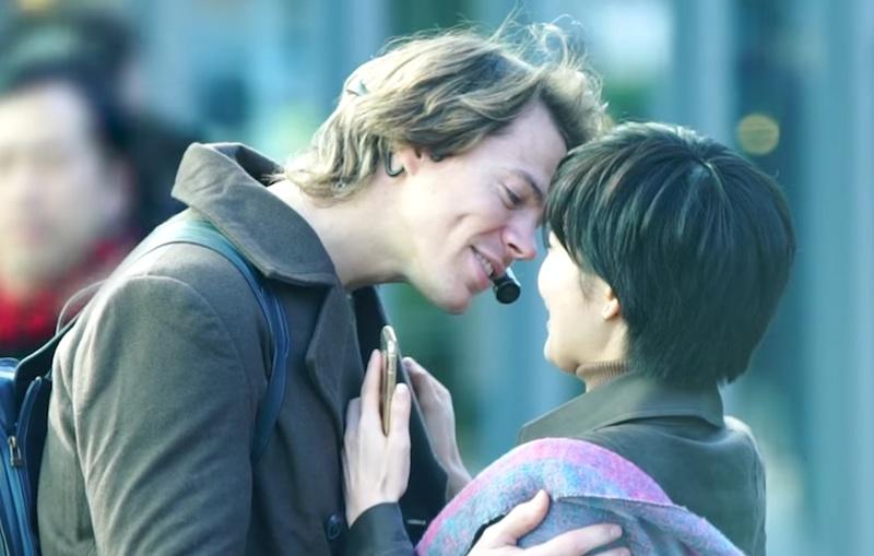 Kisses in Tokyo