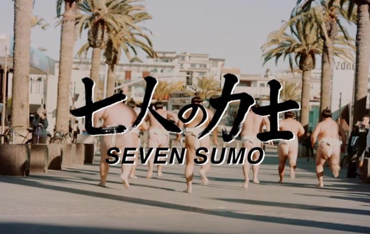 七人の力士-SEVEN SUMO-