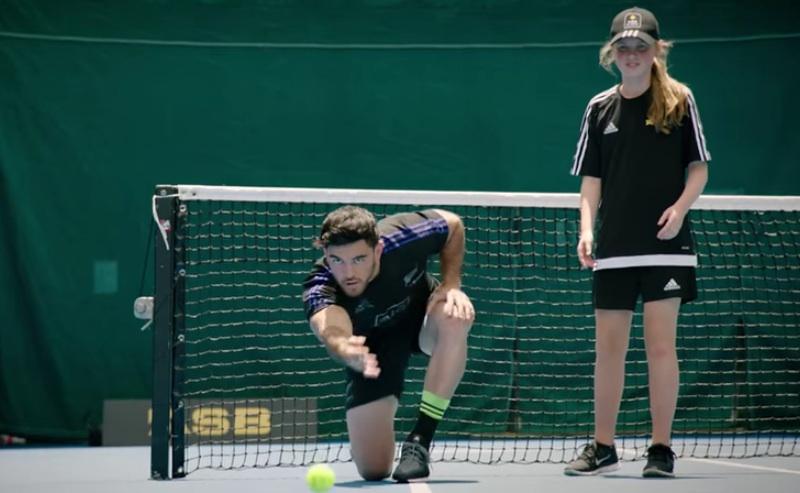 Williams, Wozniacki, Mattek-Sands and the ASB Ball Stars