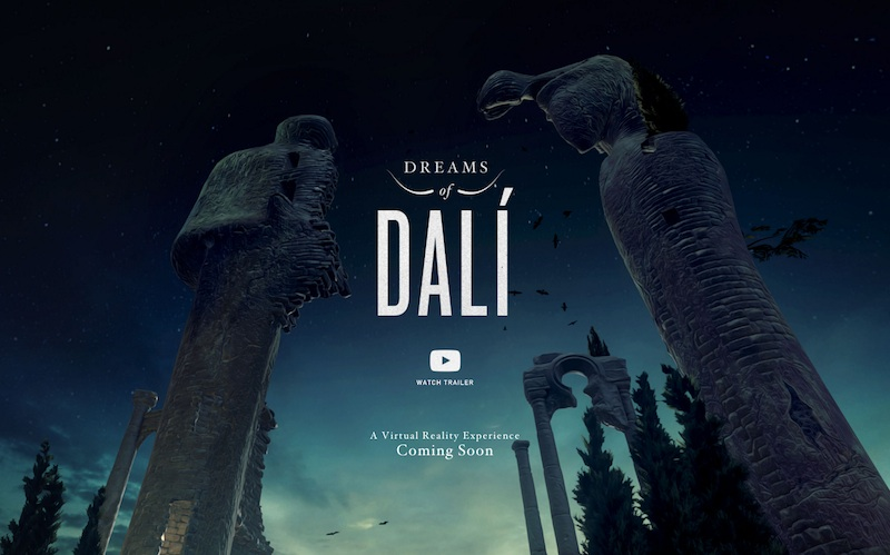 Dreams of Dalí a virtual reality experience