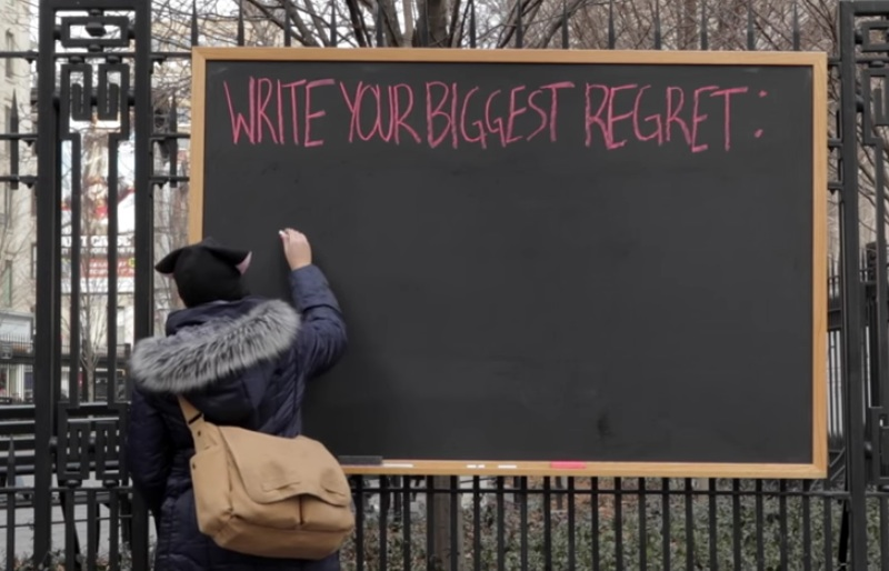What's Your Biggest Regret?