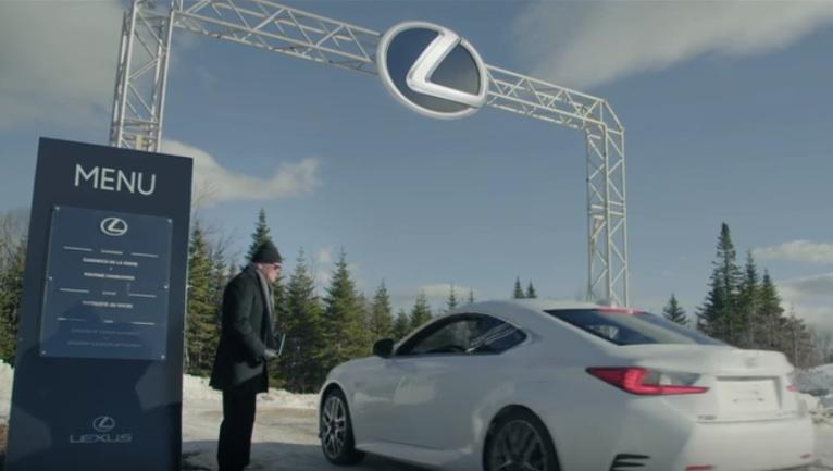 Lexus AWD-Thru
