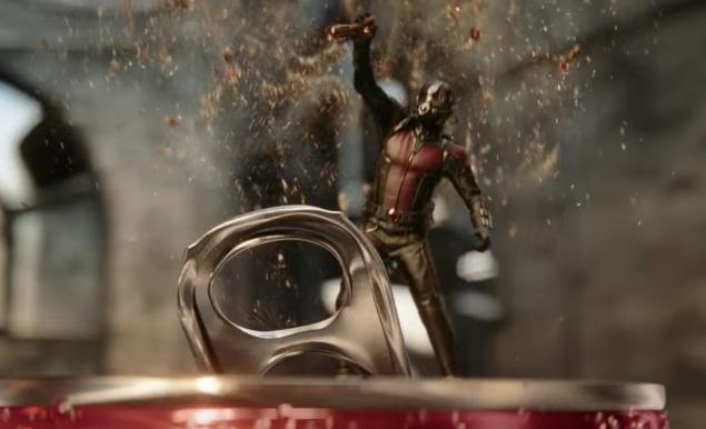 Hulk vs. Ant-Man