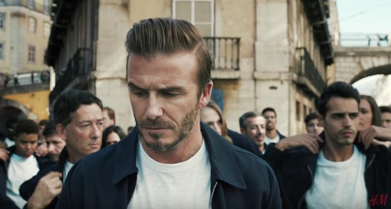 Modern Essentials Selected by David Beckham Spring 2016