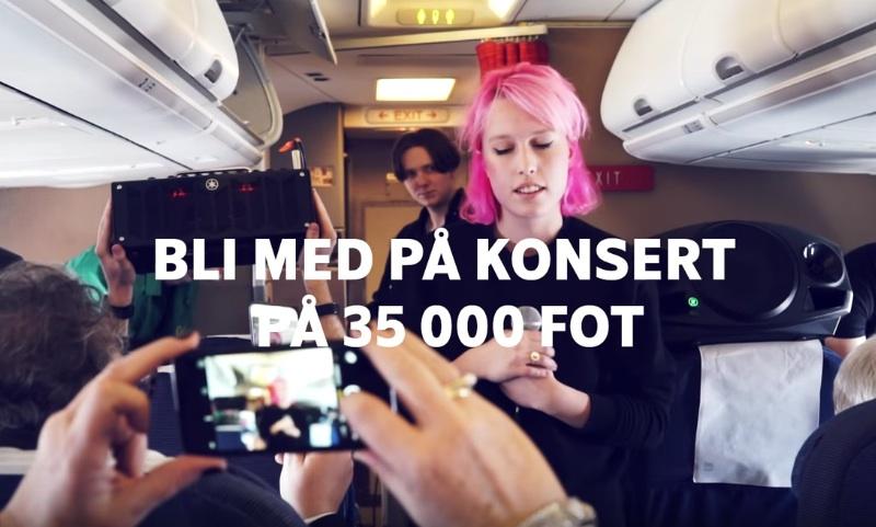 SAS InTheAir presents Bendik