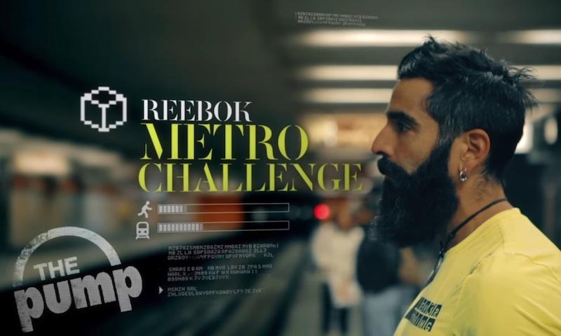 Reebok Metro Challenge | ¿Quién ganará?