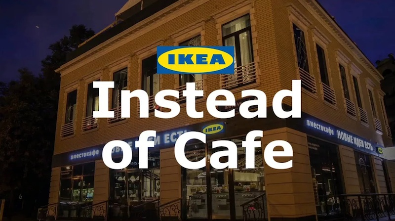 IKEA The Instead of Cafe