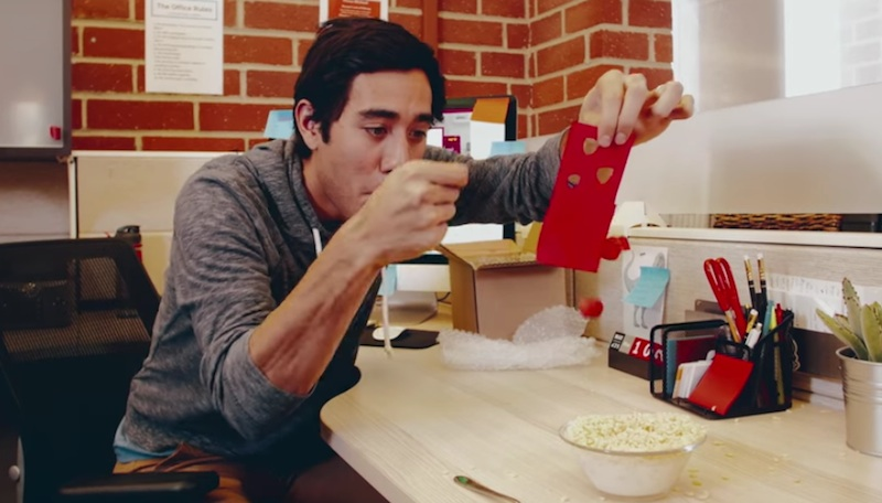 Kellogg's Amazing Creations feat. Zach King and Rice Bubbles